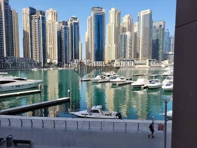 5 Bedroom Villa for Rent in Dubai Marina, Dubai - Very spacious full marina view villa I Unfurnished
