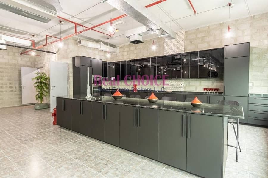 Fully Furnished | Fitted Office | High Floor
