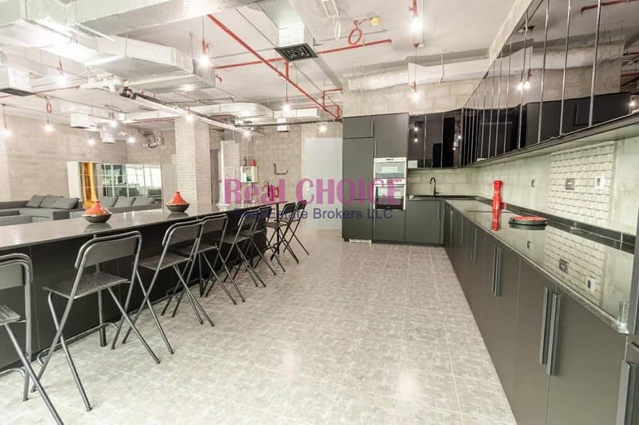 2 Fully Furnished | Fitted Office | High Floor