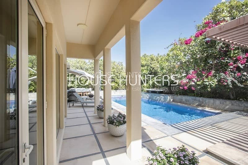 51 Exclusive|Best location|5 bed|Private pool