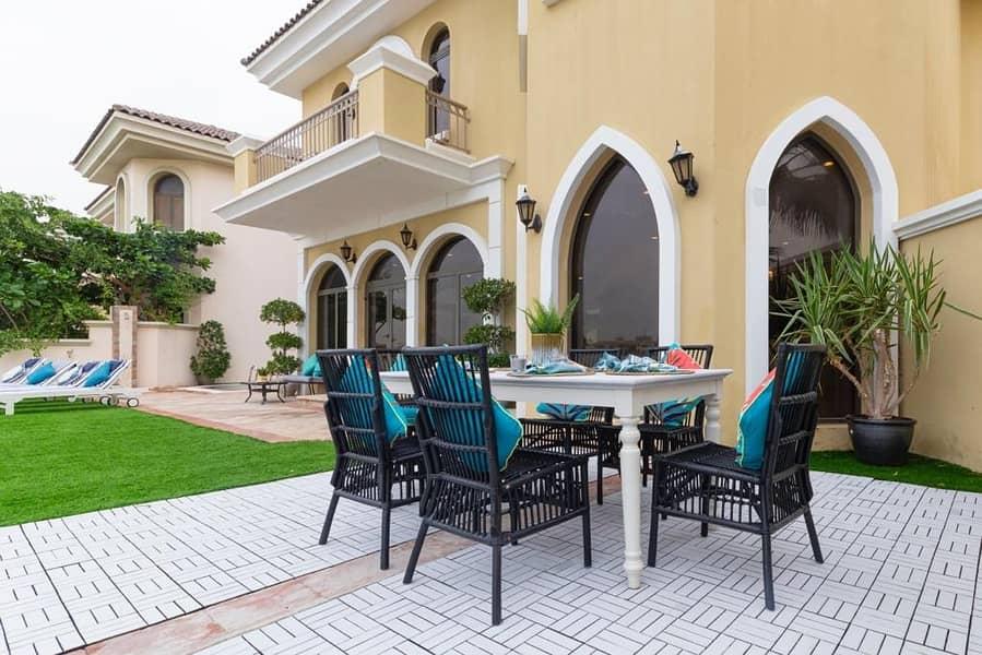 14 Palm Harbour/ Luxury Furnishings