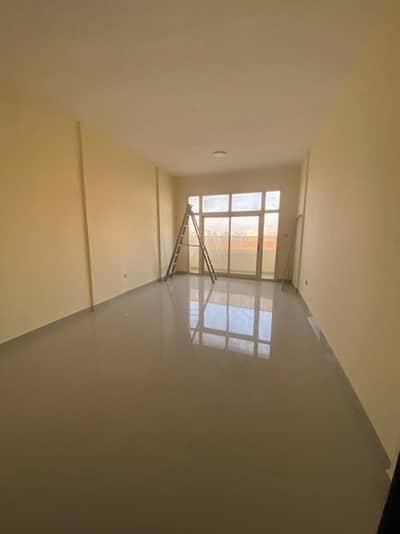 1 Bedroom Apartment for Rent in Al Hamidiyah, Ajman - For rent rooms and a hall with two bathrooms + balcony, a large area, a hall of a separate (((sanitation on the owner)))