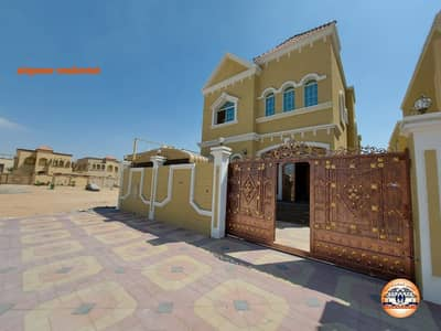 5 Bedroom Villa for Sale in Al Mowaihat, Ajman - For urgent sale, own a villa in Ajman, personal finishing at the lowest prices, with the possibility of bank financing
