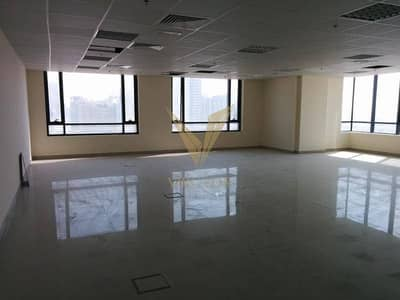 Fitted Office For Rent in Prime Business Center,JVC