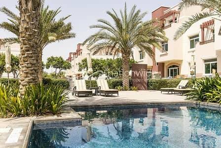شقة 1 غرفة نوم للبيع في الغدیر، أبوظبي - Ultimate Peace And Privacy with Garden View