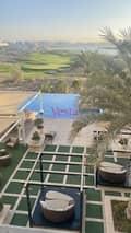 1 Waterfront villa, sea view, garage, private Marina berth