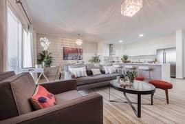شقة في الأندلس عقارات جميرا للجولف 2 غرف 1200000 درهم - 4822525