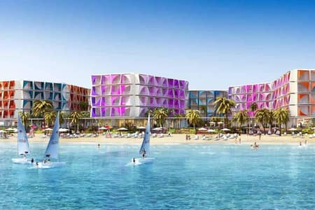 استوديو  للبيع في جزر العالم، دبي - Cote D'Azur Studio Ideal for Investors | Sale