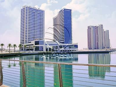 3 Bedroom Flat for Rent in Al Reem Island, Abu Dhabi - Full Sea View and High Level | Move-in Ready