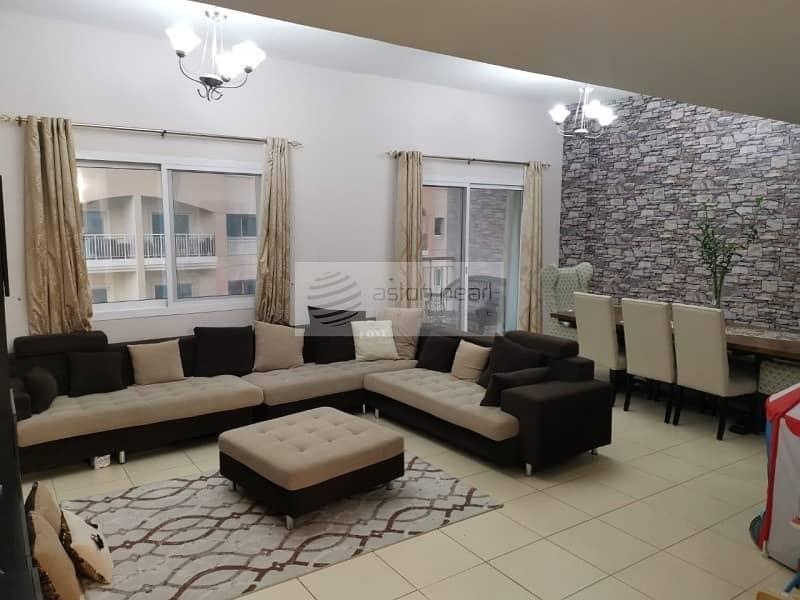 2 Spacious 2 Bedroom  with Large  Balconies  | Liwan