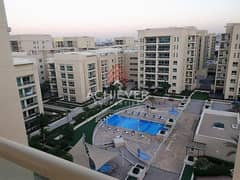 Fully upgraded | 2BR + Study | Pool view