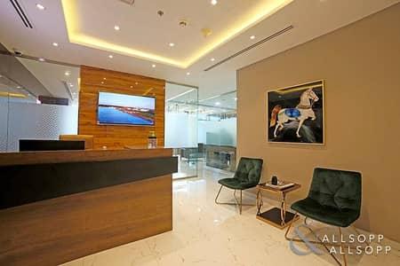 مکتب  للبيع في الروضة، دبي - Fitted Office | High Floor | Great Location