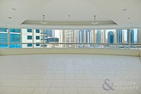 4 Bedroom Apartment for Sale in Dubai Marina, Dubai - 4 Bedrooms | Investment | Tennanted 1yr