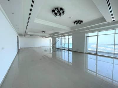 5 Bedroom Penthouse for Rent in Dubai Marina, Dubai - Half Floor  5 Bedrooms Penthouse  Atlantic Sea View