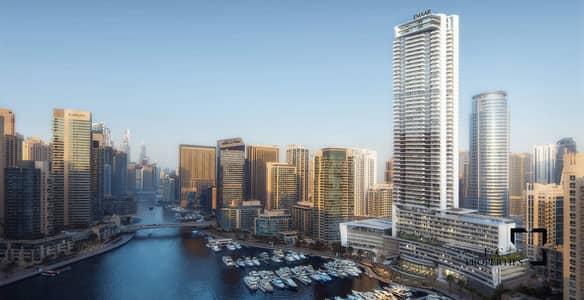فلیٹ 2 غرفة نوم للبيع في دبي مارينا، دبي - High Floor 2 Bedroom Apartment | Great Offer