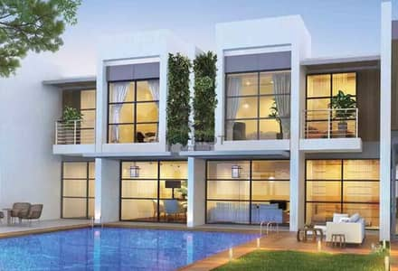 3 Bedroom Townhouse for Sale in Akoya Oxygen, Dubai - Amazing 3 bedroom + maids at Zinnai for 1.4 million aed only