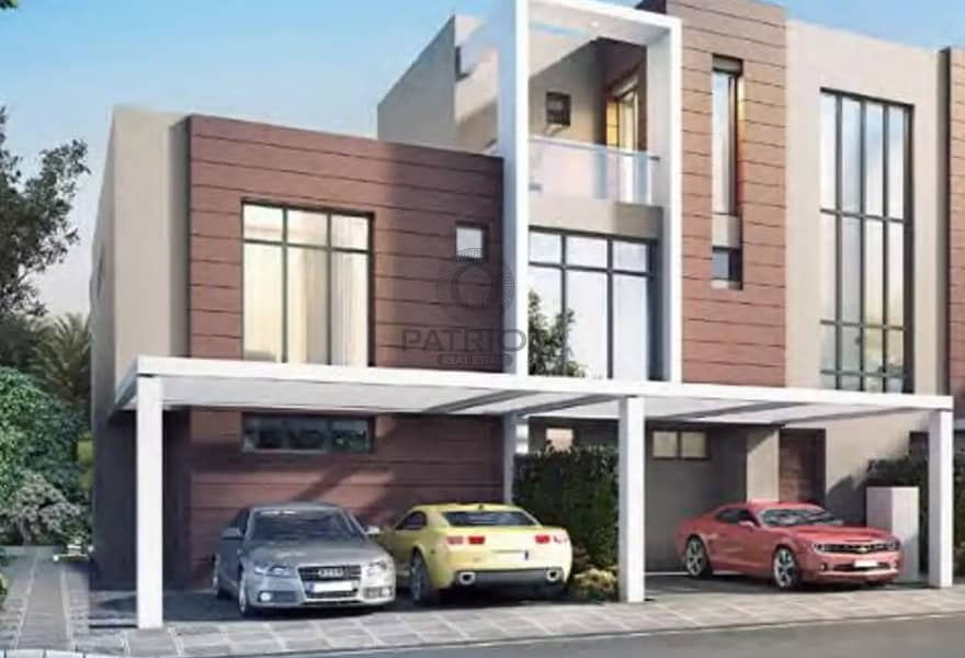 2 Amazing 3 Bedroom + Maids at Zinnia, Akoya Oxygen for 1.425 Million AED only