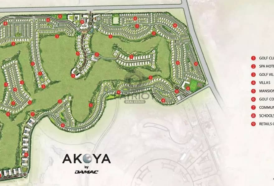 10 Amazing 3 Bedroom + Maids at Zinnia, Akoya Oxygen for 1.425 Million AED only