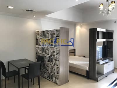 Studio for Rent in Al Sufouh, Dubai - Fully Furnished | with balcony| Near Beach