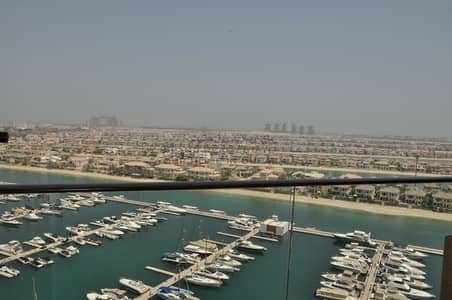 3 Bedroom Flat for Rent in Palm Jumeirah, Dubai - Furnished 3 Bed Apartment - High Floor Vacant April