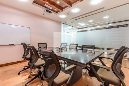 Office for Sale in Jumeirah Lake Towers (JLT), Dubai - Fully Fitted And Furnished Office | Tenanted