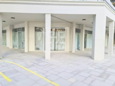 Shop for Rent in Jumeirah Lake Towers (JLT), Dubai - Full Lake View | Corner Shop in JLT | Shell and Core