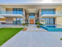 Spectacular View - Modern Design-  7 bed+maids