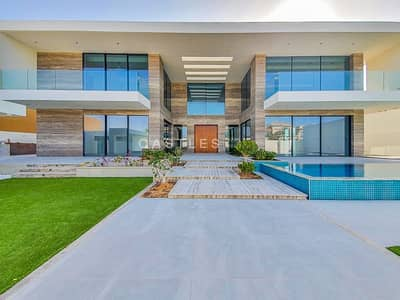7 Bedroom Villa for Sale in Umm Al Sheif, Dubai - Spectacular View - Modern Design-  6 bed+maids
