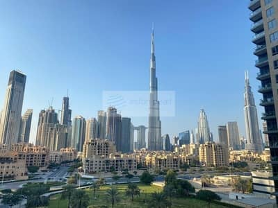 3 Bedroom Flat for Rent in Downtown Dubai, Dubai - Full Burj Khalifa View | Vacant | Chiller Free