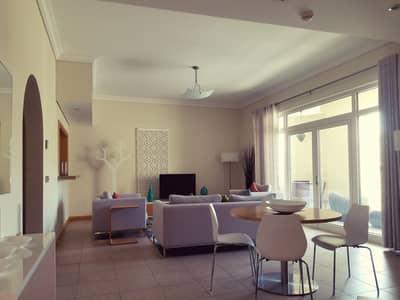 شقة 2 غرفة نوم للايجار في نخلة جميرا، دبي - 1 Month Free | Fully Furnished+Maids R| Chiller free