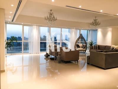 شقة 4 غرف نوم للبيع في جزيرة الريم، أبوظبي - Elegant Apartment | Amazing Sea View