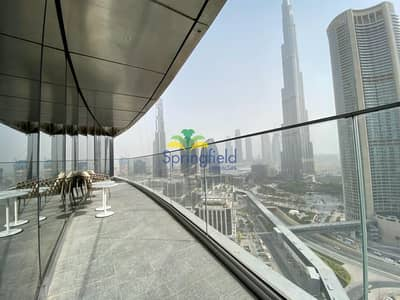 FULL BURJ VIEW HIGH FLOOR | VACANT | PAY MONTHLY