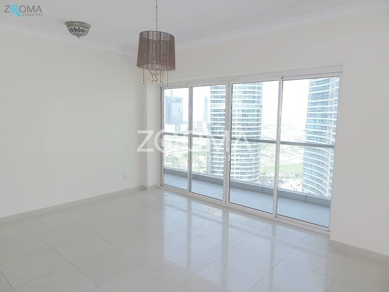 2 2BR Apt | Vacant |Panoramic View