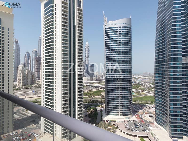 2BR Apt | Vacant |Panoramic View