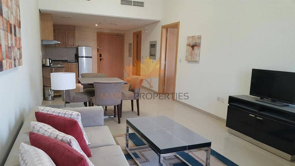 Hot Deal 1BR Furnished In Arjan With Best Price
