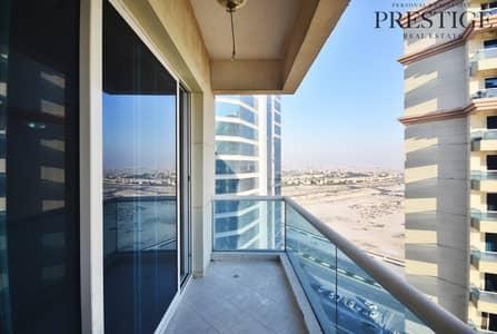 شقة 2 غرفة نوم للايجار في مدينة دبي للإنتاج، دبي - 2 Bed | Crescent Tower B | IMPZ | High Floor