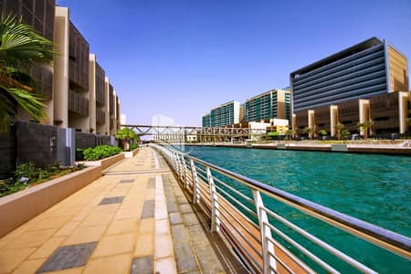 1 Bedroom Flat for Sale in Al Raha Beach, Abu Dhabi - Perfect Layout | Rented |  Great Amenities | Beach Access