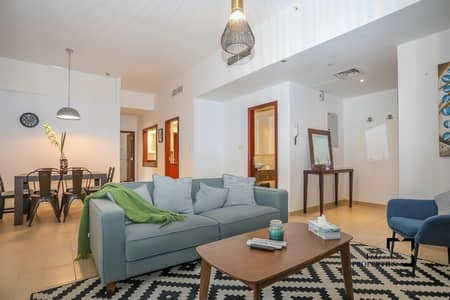 Converted 2 Bed Apt For Sale in Bahar 4