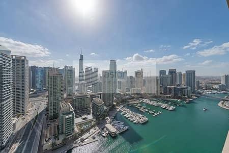شقة 3 غرف نوم للبيع في دبي مارينا، دبي - Negotiable || 3 R Full Marina View || Vacant Now