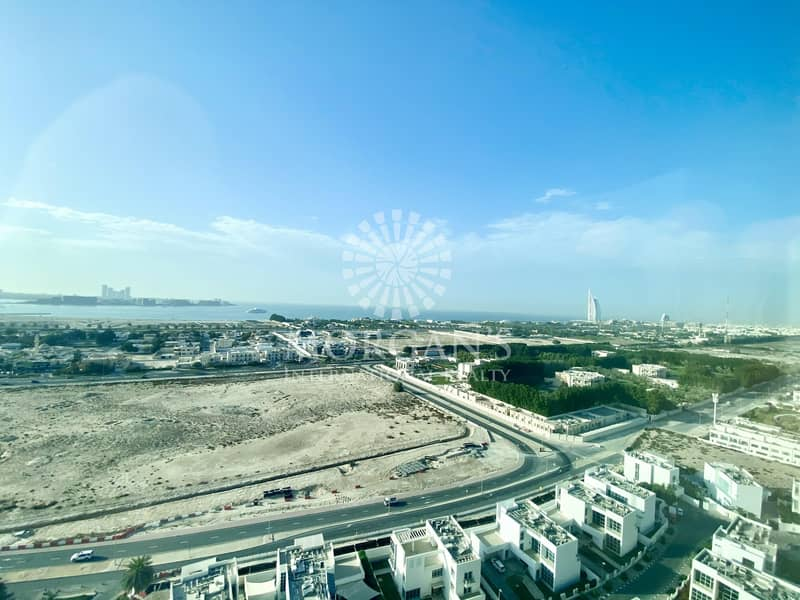 2 Sea View | High Floor | 1 Bedroom | Full Furnished