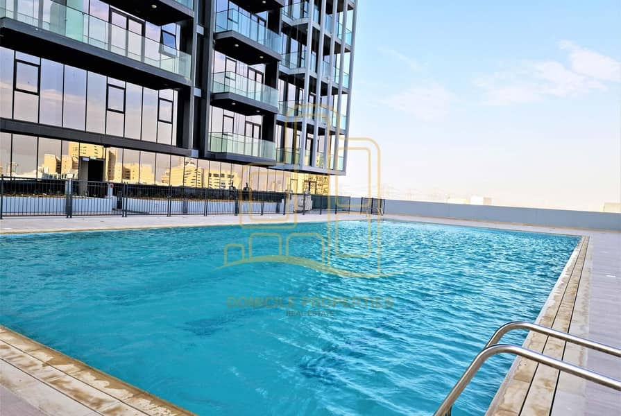 1 Month Rent Free | 2 Bedroom with Balcony | Amazing View