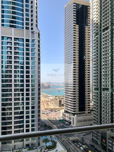 2 Bedroom Apartment for Sale in Dubai Marina, Dubai - Balcony | Remarkable Value | Ready to move in