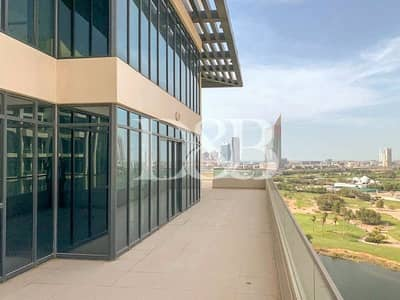 5 Bedroom Penthouse for Sale in The Hills, Dubai - Penthouse | Huge Terrace | Golf Course View
