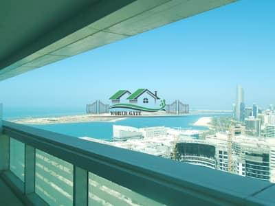 شقة 1 غرفة نوم للايجار في الخالدية، أبوظبي - 1 Bedroom with large balcony | Full Amenities & Parking