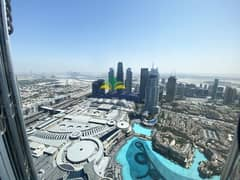 شقة في برج خليفة وسط مدينة دبي 2 غرف 190000 درهم - 5042645