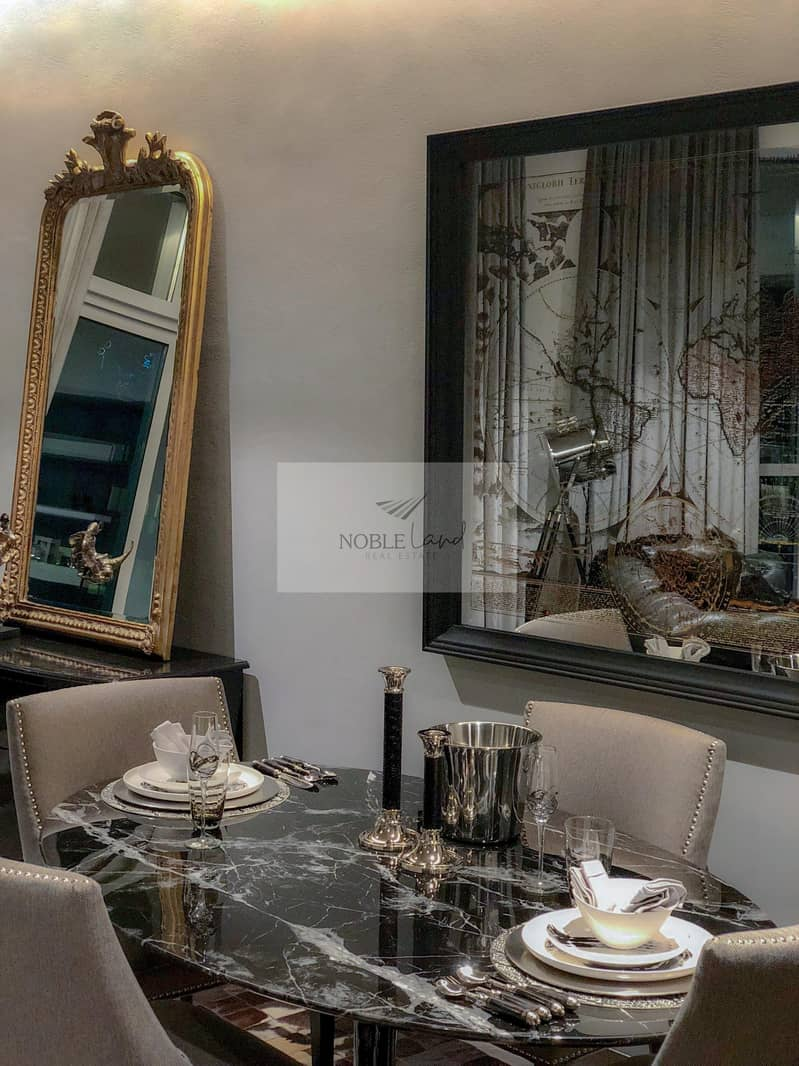 16 Quality Living | High-end finishing | Luxury Furniture