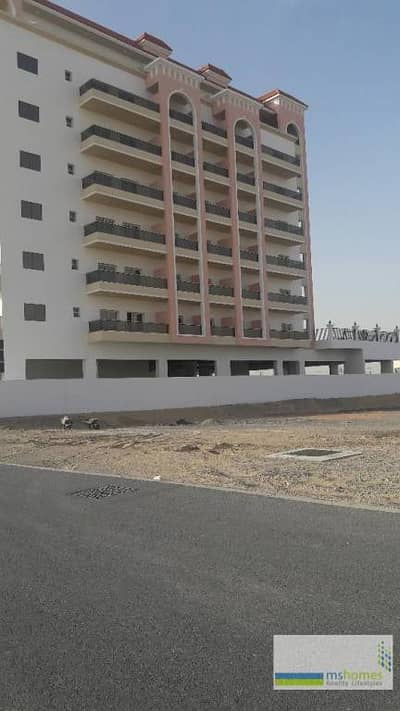 ONE MONTH FREE Studio with Big Balcony in International city - Phase 3 for rent in 37k