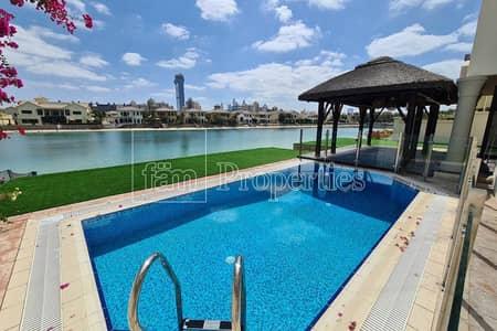 فیلا 4 غرف نوم للبيع في نخلة جميرا، دبي - Vacant Grand Foyer   Extended Plot   Skyline Views