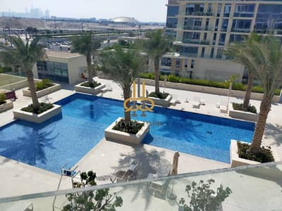فلیٹ 1 غرفة نوم للايجار في جزيرة السعديات، أبوظبي - Loft apartment   Premium beachside community