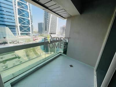فلیٹ 1 غرفة نوم للايجار في أبراج بحيرات الجميرا، دبي - AMAZING HUGE 1 BEDROOM FRONT OF THE METRO STATION IN THE BEST BUILDING JLT